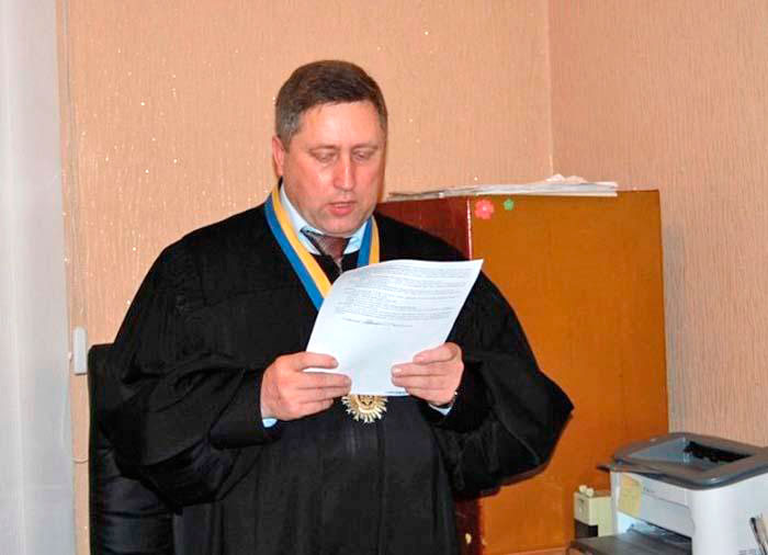 Правове свавілля судді Ковтуненка