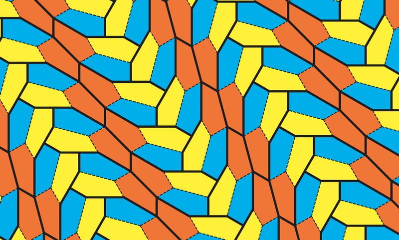 Сенсація у світі математики: відкрито новий вид п'ятикутників