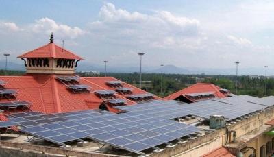 В Індії з'явиться перший в світі аеропорт, що працює виключно на сонячній енергії