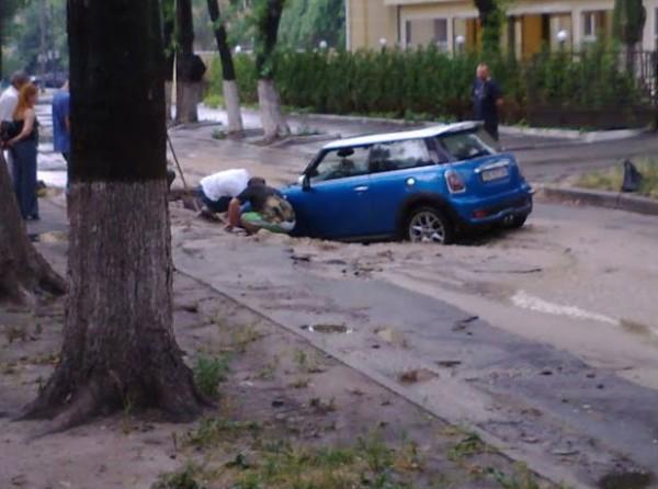 Для відновлення українських доріг щороку потрібно по 100 млрд грн протягом 10 років