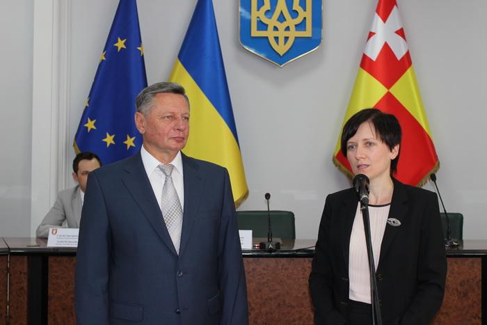 Із 930-річчям Луцьк привітали делегації із закордонних міст-партнерів та представники українських міст