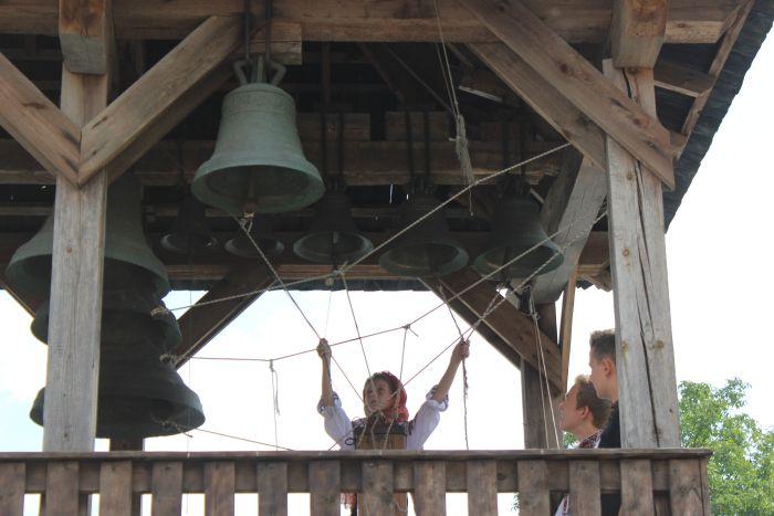 У Луцькому замку відбувається 21-й фестиваль дзвонарного мистецтва «Благовіст Волині»