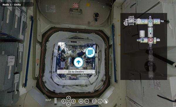 Відтепер можна здійснити віртуальну екскурсію по МКС