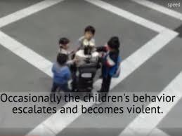 Японські роботи страждають від агресивності дітей