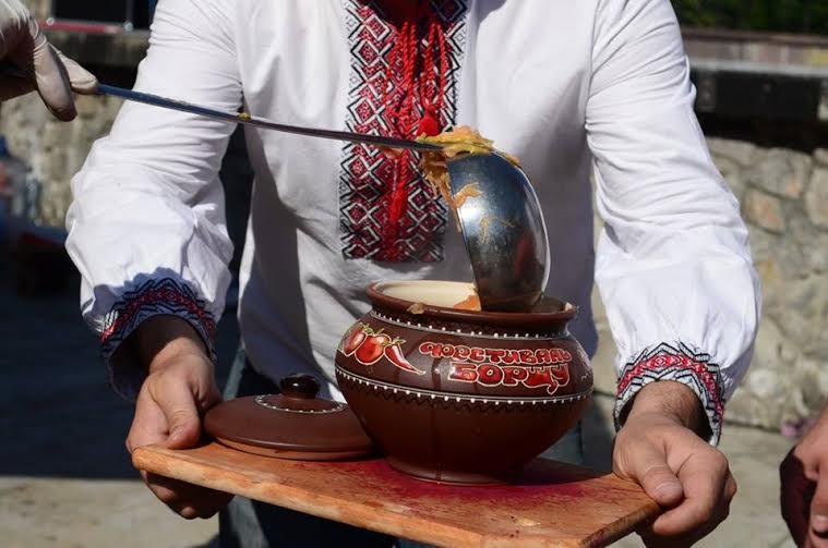 Луцьк уперше прийматиме «Фестиваль національної кухні»