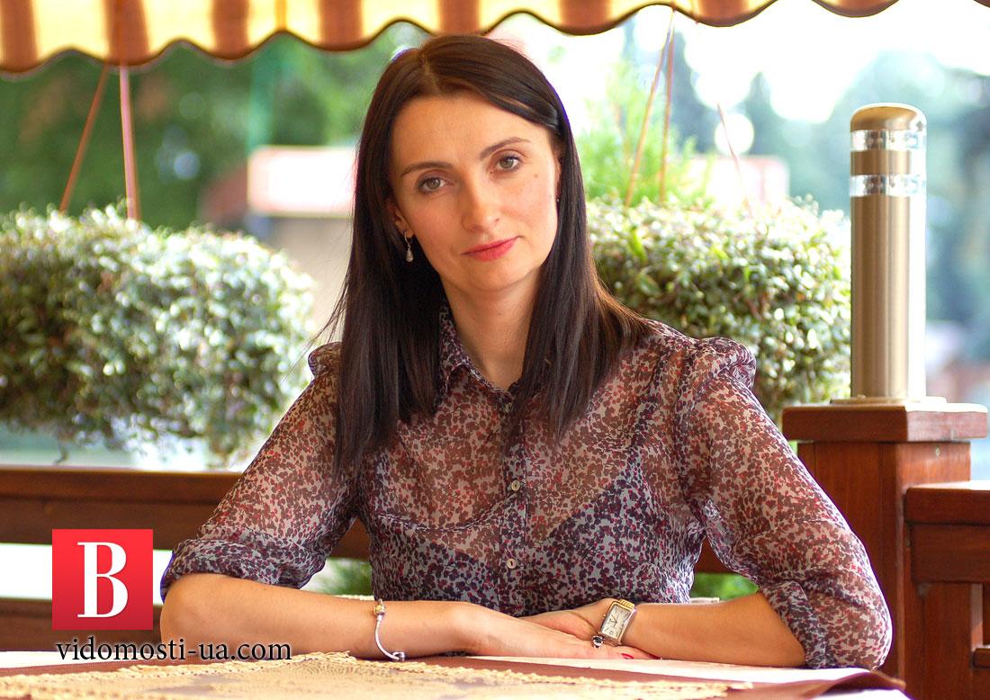 Юлія ВУСЕНКО: У якийсь період свого життя я зрозуміла, що необхідно певну частину себе віддавати на розвиток України