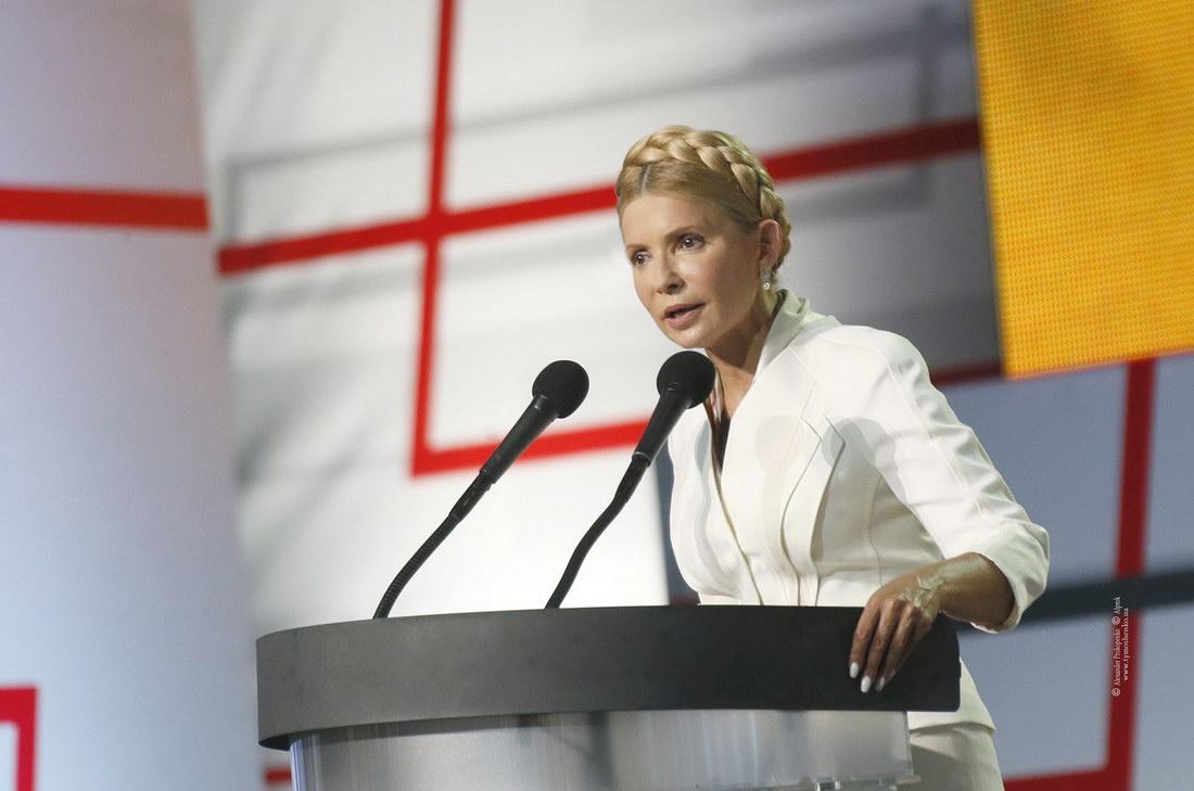 Юлія Тимошенко: Відвести важку артилерію легко, а от щоб викорінити в Україні корупцію — треба багато працювати