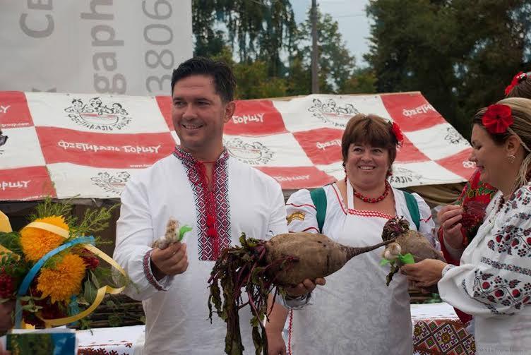 Через погоду «Фестиваль національної кухні» перенесено на 11 жовтня