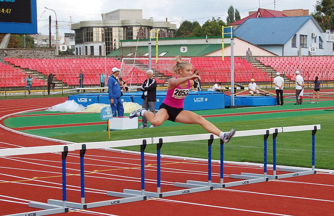 Відтепер у Луцьку відбуватимуться чемпіонати з легкої атлетики найвищих рівнів