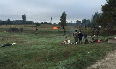 На Волинь у пошуках бурштину прибули маже дві тисячі старателів
