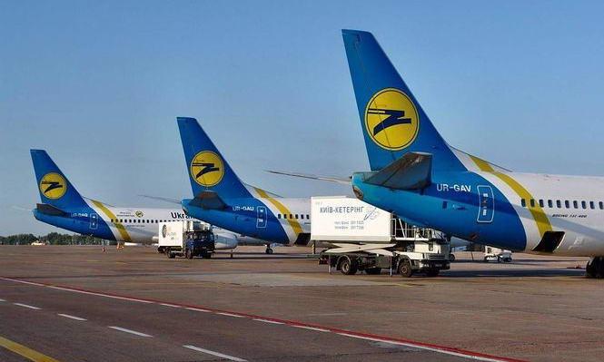 Росія ввела санкції проти п'яти українських авіакомпаній