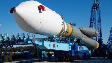 Російська ракета «Союз-2» несподівано виявилася завеликою для нового космодрому «Восточный»