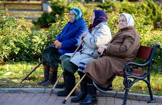 Пенсійний фонд спрямував на виплати пенсій мільярд гривень