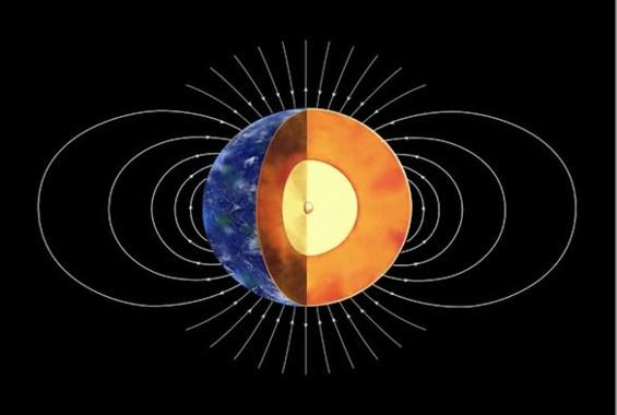 Магнітне поле Землі протримається ще мільярд років