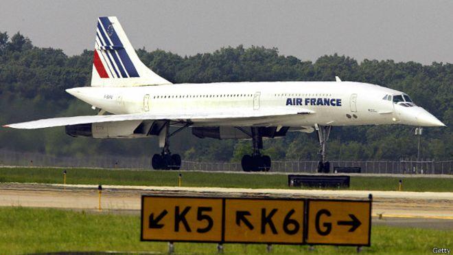 Ентузіасти хочуть повернути в небо надзвуковий пасажирський лайнер Concorde