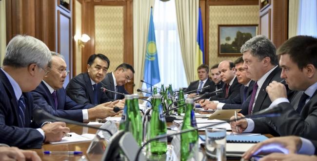 Казахстан вирішив збільшити товарообіг з Україною