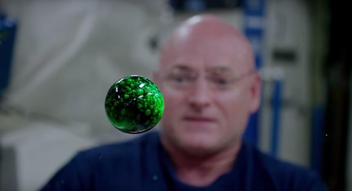 На борту МКС випробували камеру надвисокої якості 4K UHD