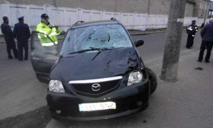 У Луцьку нетверезий водій збив на смерть двох жінок
