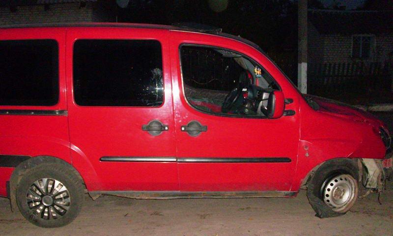 У Любешівському районі п'яний водій збив на смерть двох дітей та втік