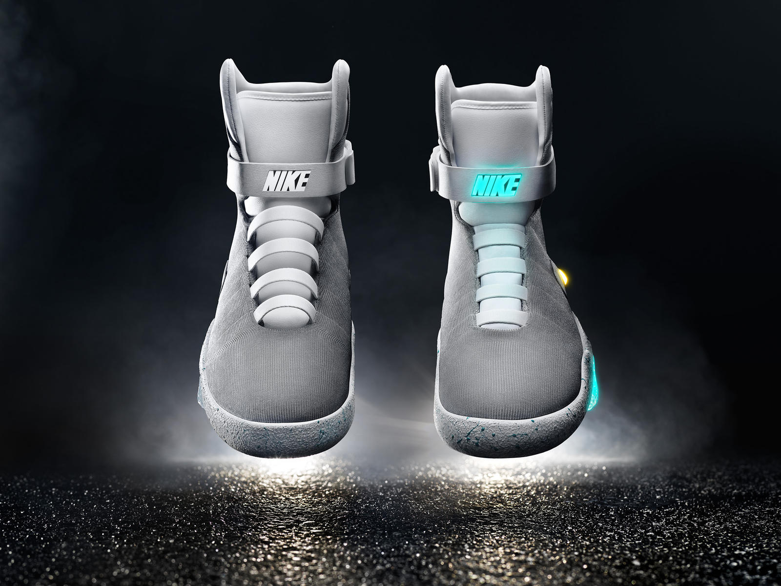 NIKE відтворила кросівки з фільму «Назад у майбутнє», які самостійно зашнуровуються