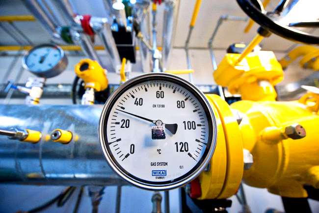 Україна може збільшити об'єми закупівлі російського газу