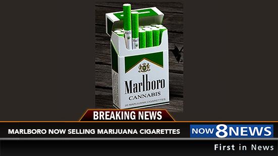 Компанія Philip Morris почала продавати в США легальні сигарети з марихуаною