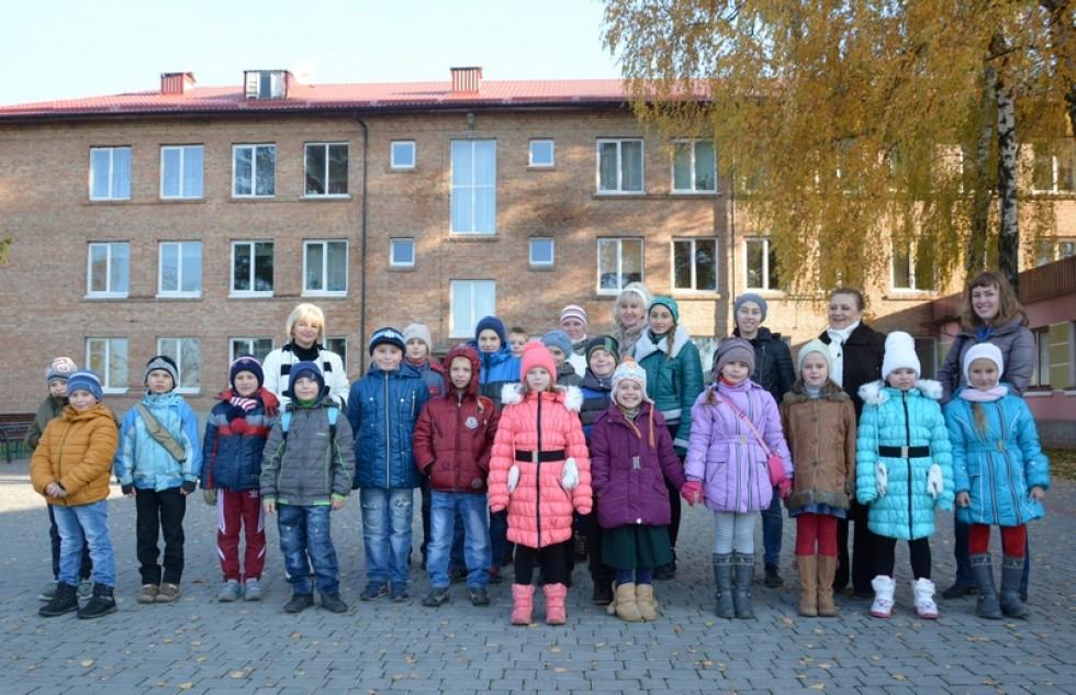 Маленькі лучани відвідали Львівську майстерню шоколаду та виготовили власні смаколики