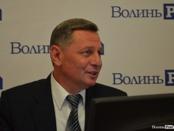 Луцький міський голова Микола Романюк братиме участь у другому турі