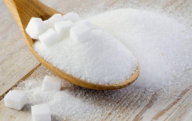 Ціна на цукор в Україні за місяць зросла на 12%