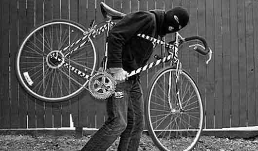 У Нововолинську поліція спіймала велосипедного злодія