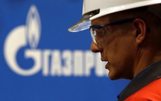 «Газпром» не постачатиме Україні газ, поки не отримає нових платежів від «Нафтогазу»