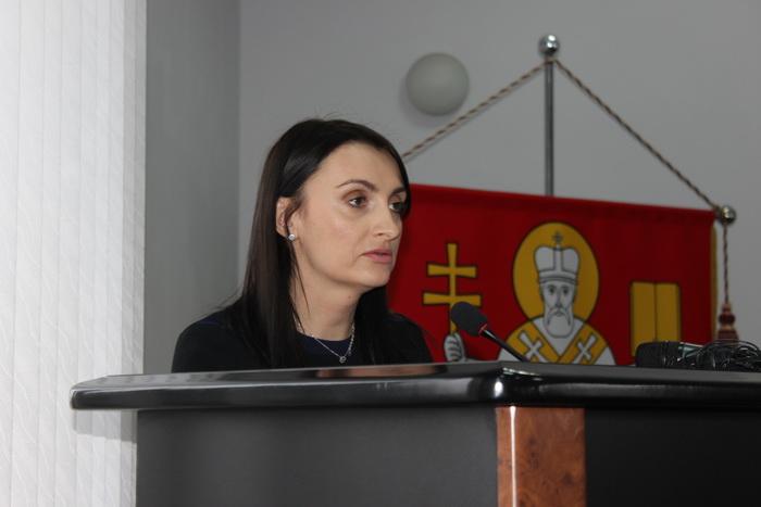 Юлію Вусенко обрано секретарем Луцької міської ради
