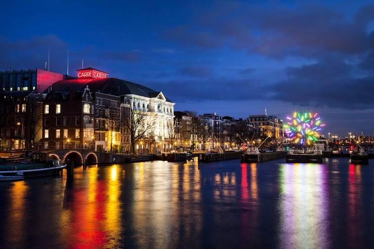 В Амстердамі проходить фестиваль світла