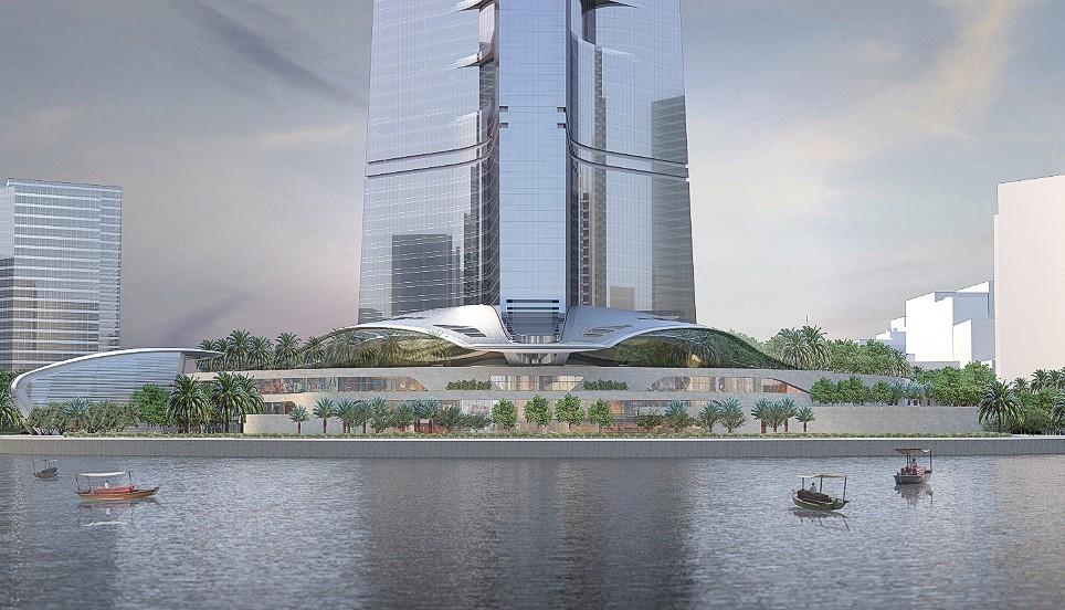 Саудівська Аравія збудує найвищий будинок у світі