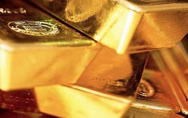 Нацбанк України підвищив курс золота