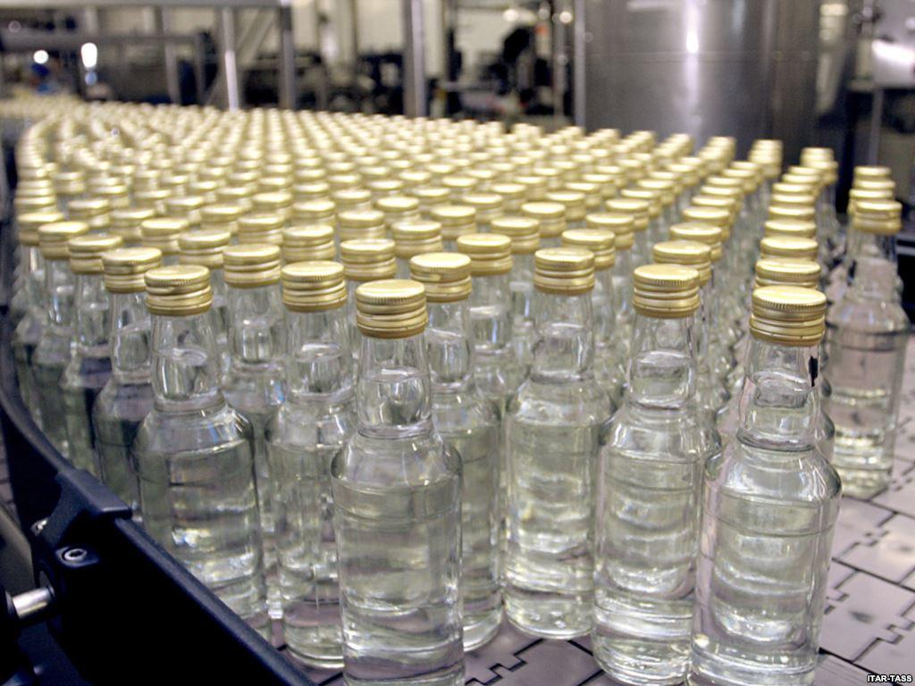 На Волині вилучено 320 ящиків фальсифікованого алкоголю
