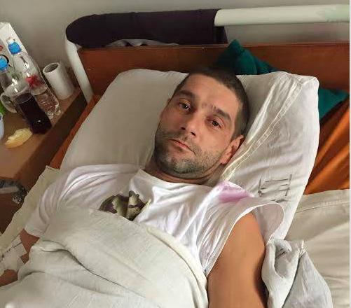 Благодійний фонд  «Волинь-2014» перерахував кошти на лікування сержанта Олександра Борщевича