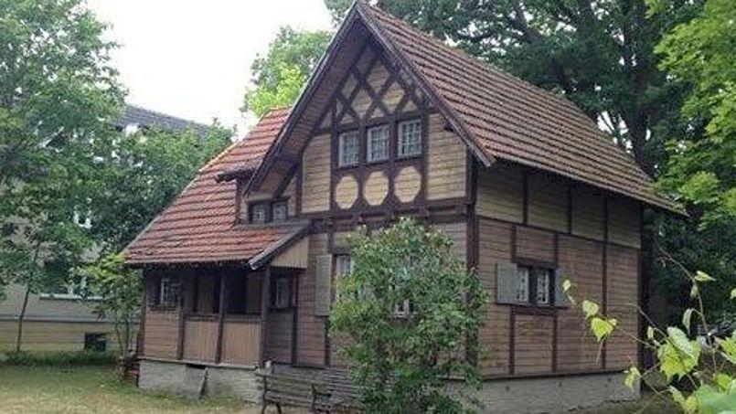 У Берліні безкоштовно віддають столітній будинок