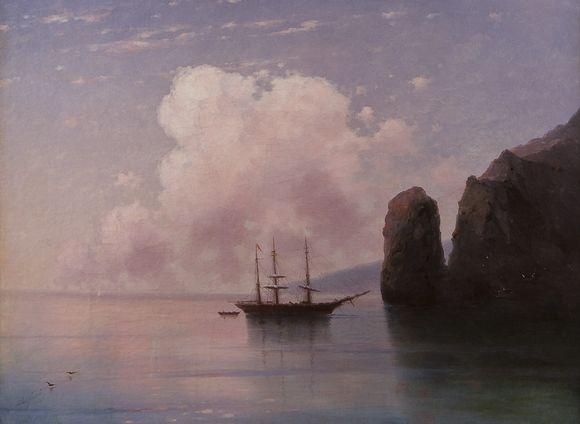 Раніше не відому картину Айвазовського продали на аукціоні в Хельсінки за 70 тисяч євро