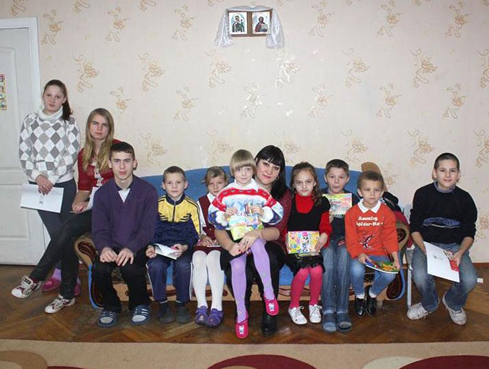 Лучани почали збір необхідних речей для дитячих будинків