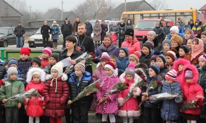 Школу-довгобуд за 50 млн грн нарешті відкрили