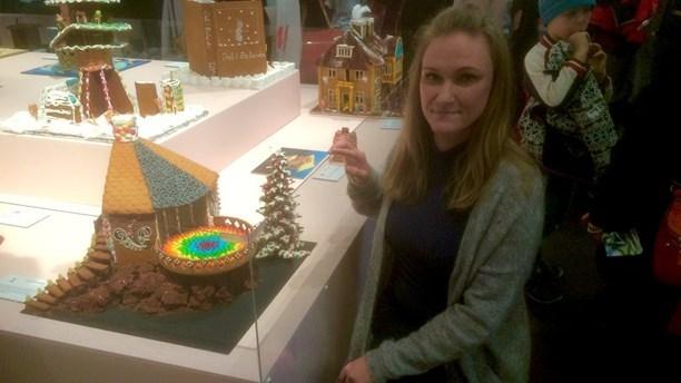 У Швеції відбувся конкурс на найкращий пряниковий будиночок
