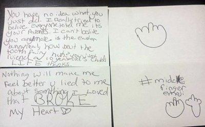 Батьки 10-річної американки  «зруйнували життя дитині»