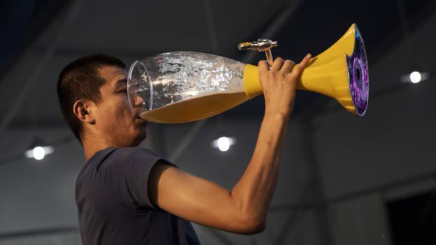 У китайців бум на англійське пиво