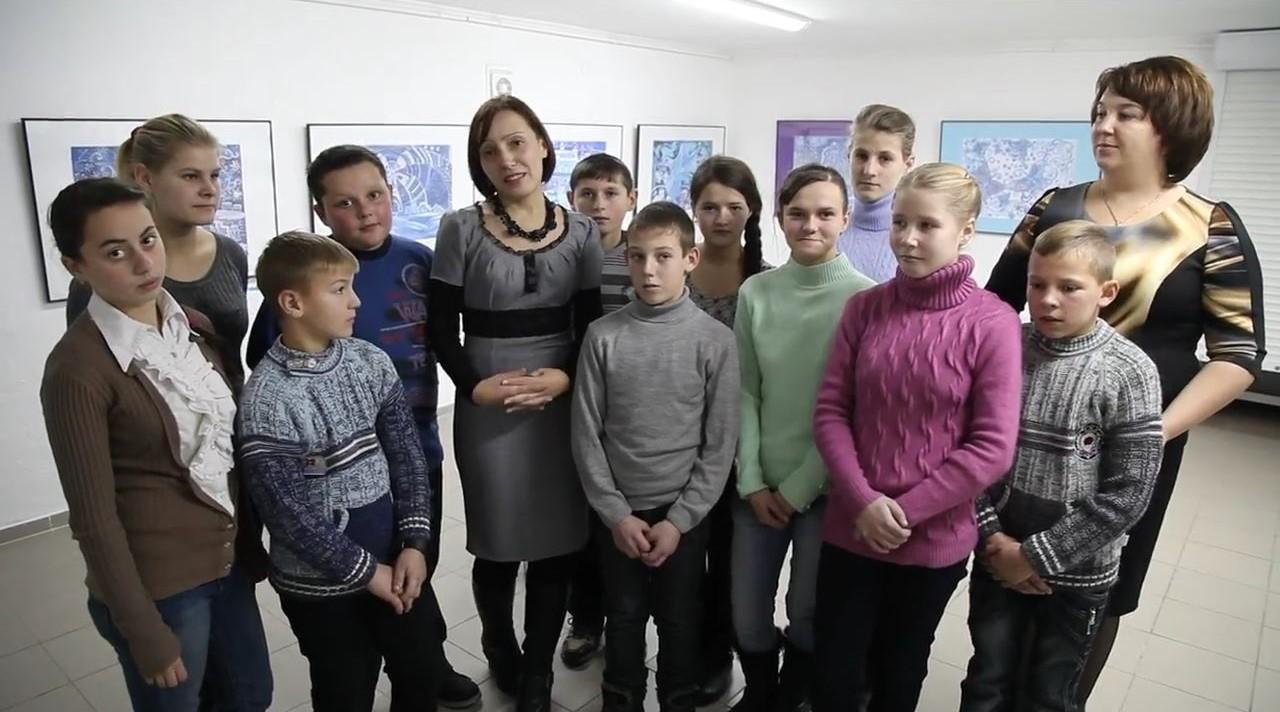 У Луцьку заради бійців АТО продаватимуть картини