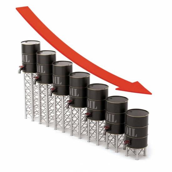 Барель нафти може подешевшати до 16 доларів в найближчі кілька місяців