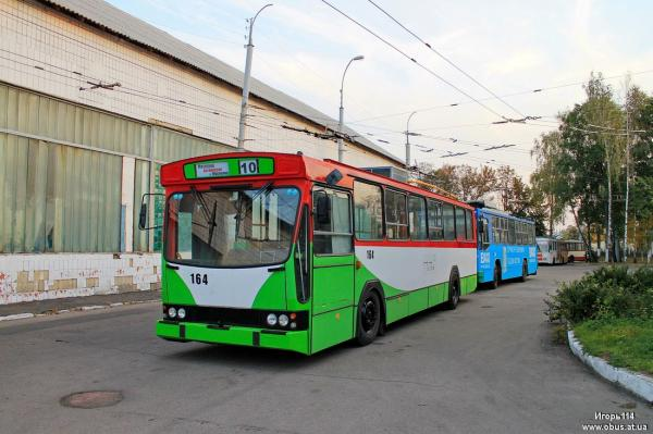 Відтепер польські тролейбуси ЕЛЬЧ ремонтуватимуть на Луцькому підприємстві електротранспорту