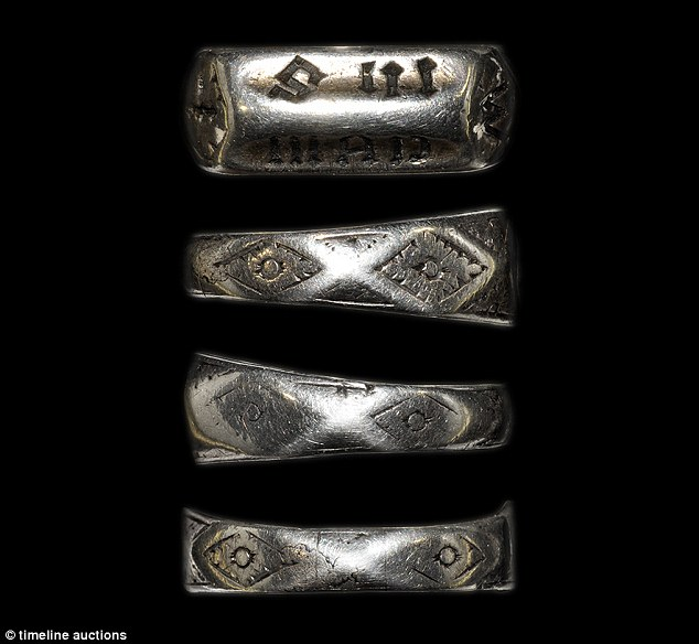 Перстень Жанни д'Арк продадуть на аукціоні