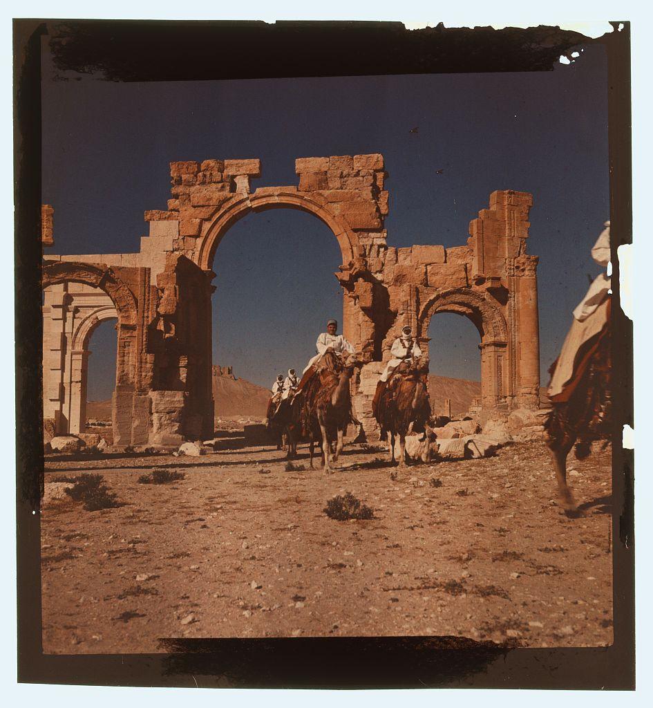 У Лондоні за допомогою 3d-принтера відтворять підірвану ІДІЛом Тріумфальну арку Пальміри