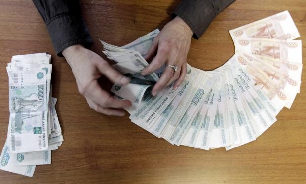 Обвал російського рубля встановив новий рекорд